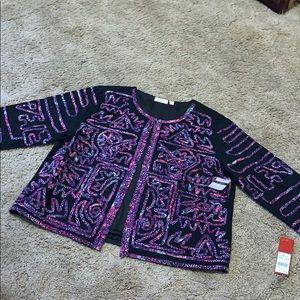 NWT Choices jacket size xlarge